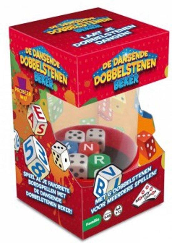 Afbeelding van het spel Dansende Dobbelbeker - Dobbelstenen