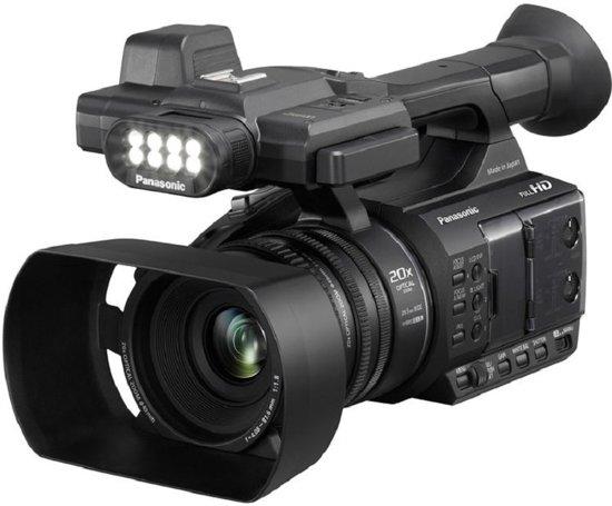 Panasonic AG-AC30EJ Profi