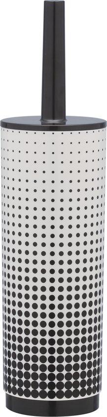 Sealskin toiletborstel Speckles - Zwart