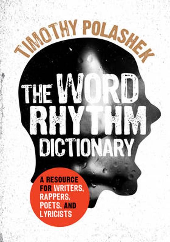 Boek cover The Word Rhythm Dictionary van Timothy Polashek (Paperback)