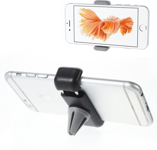 Universele Autohouder Car Mount Holder Ventilatie Rooster  (6-9cm)
