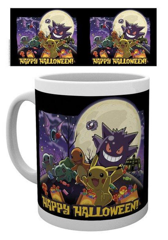 POKMON HAPPY HALLOWEEN Mugs