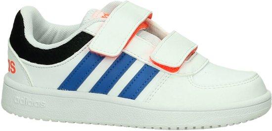 f6c25017f25 bol.com | Adidas - Vs Hoops Cmf C - Sneaker laag sportief - Jongens ...