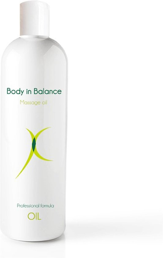 Body In Balance Massageolie - 500 ml