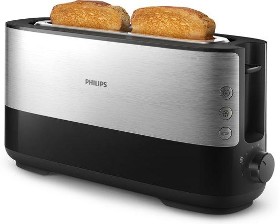 Philips HD2692/90 - Broodrooster - Zwart