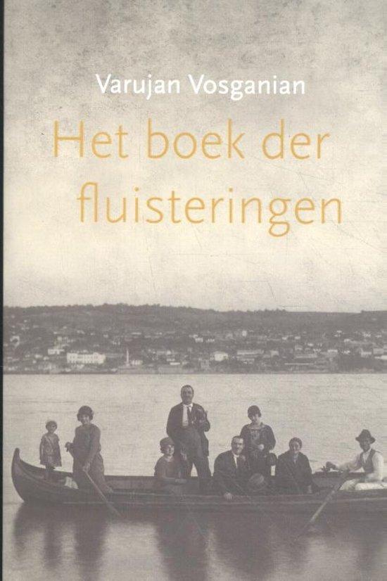 Het boek der fluisteringen cover