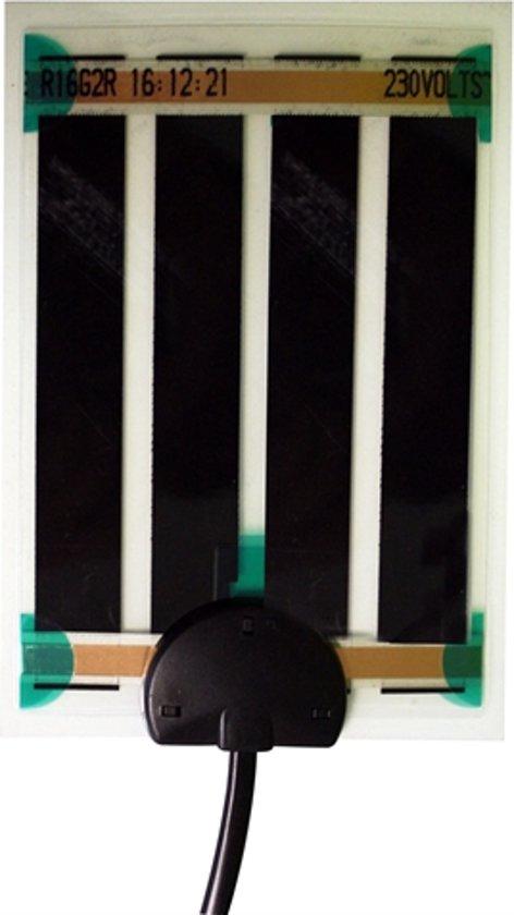 Komodo Geavanceerde Warmtemat - 3 Watt - 96x146 mm