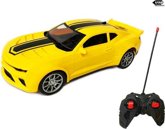 RC Race Car |afstand bestuurbaar Auto Emulation Car 1:16 (USB oplaadbaar)
