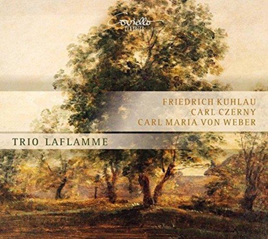 Trios for piano,flute & cello - Trio Laflamme