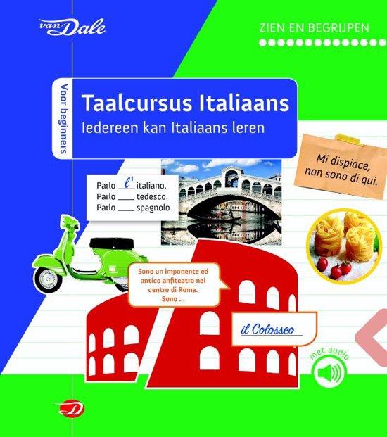 bol.| Van Dale taalcursus Italiaans, Federica Tommaddi