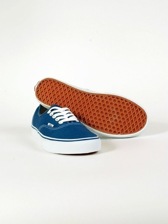 Sneakers 36 Navy Unisex Authentic Vans Maat xBRzaOwq