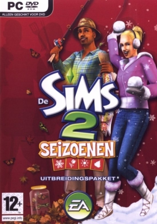 De Sims 2: Seizoenen - Windows