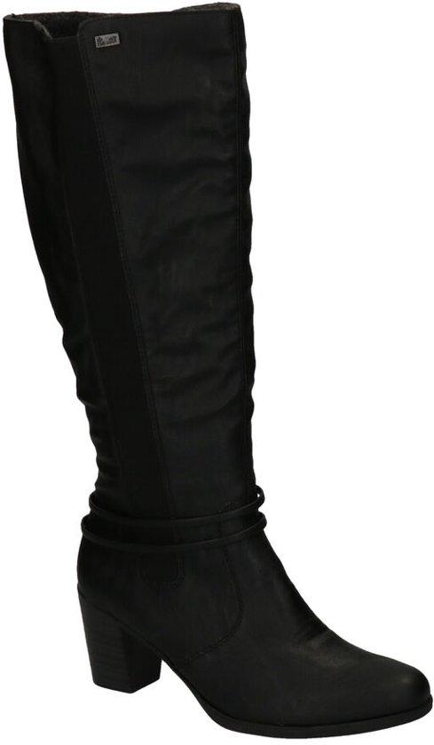   Rieker Dames Laarzen Zwart Maat 41