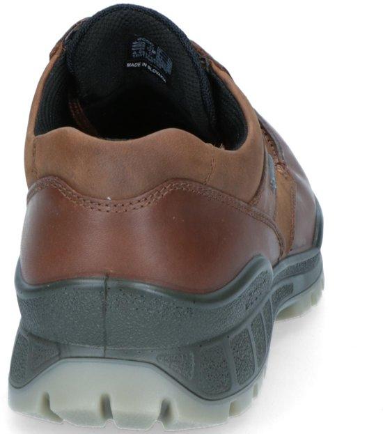 Ecco track 831714 Nubuck 25 Casual Pull 52600 Maat Bruin Schoen bison Heren oil Up Veter 41 bison rSrqFcAyf
