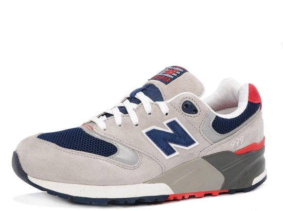 grijze new balance heren