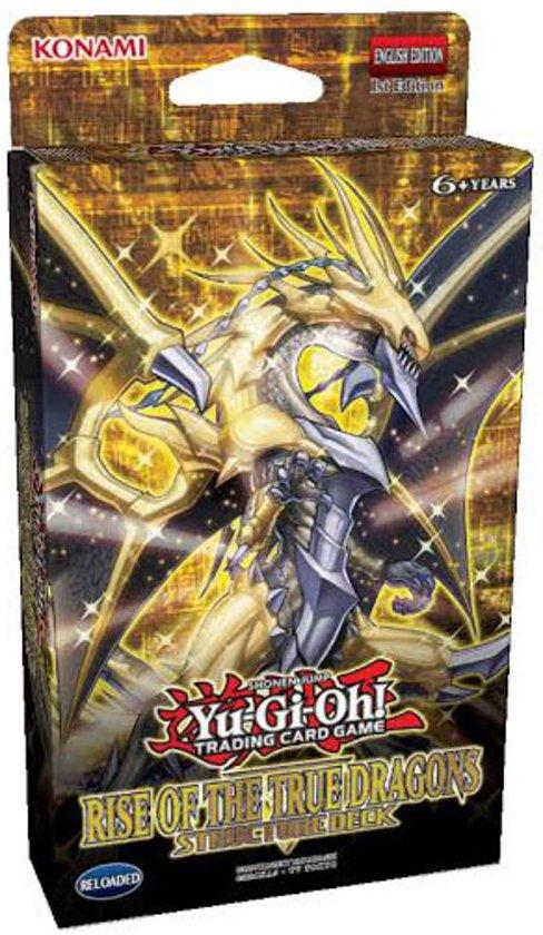 Afbeelding van het spel Yu-Gi-Oh Rise of the True Dragons Structure Deck