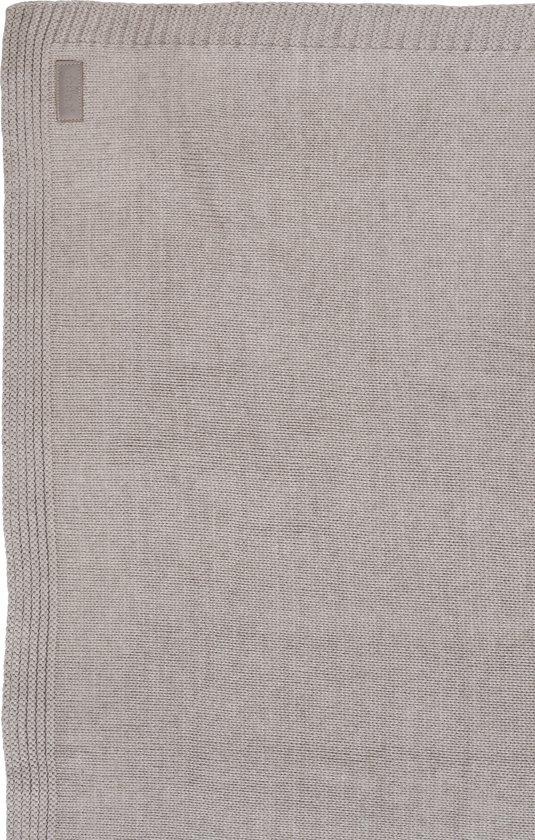 Jollein Natural Knit Deken 100 x 150 cm