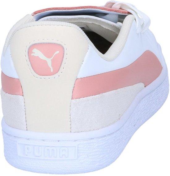 Witte Basket Sneakers Puma Paris Crush wvUFBTqAwx