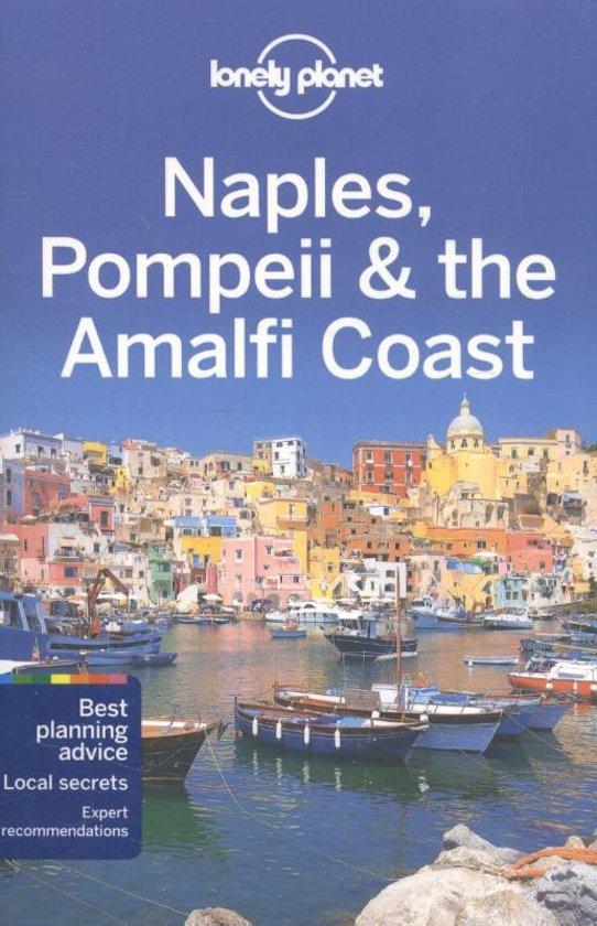 Bolcom Lonely Planet Naples Pompeii The Amalfi Coast Lonely