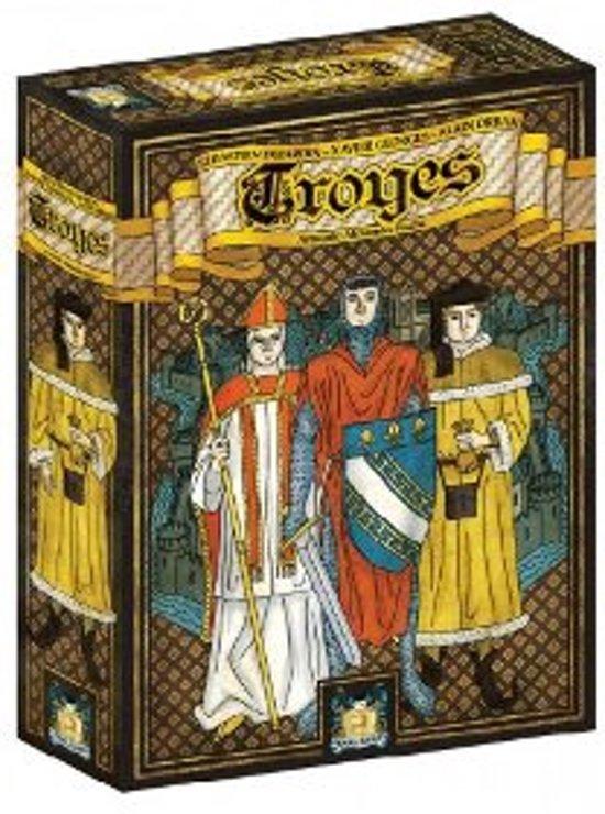 Troyes Bordspel (met NL spelregels)