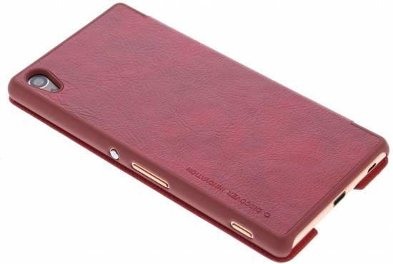 Type De Livre Blanc Zèbre Pour Sony Xperia Z3, Plus