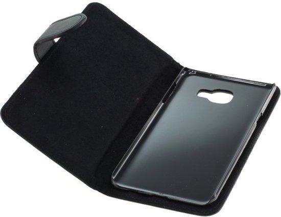 HTC Desire 825 Wallet Bookcase hoesje Zwart