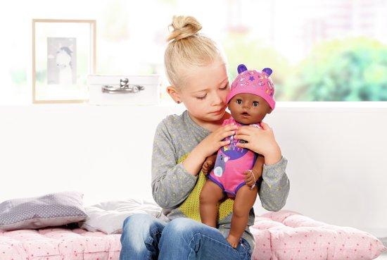 BABY born® Soft Touch Meisje - Interactieve babypop