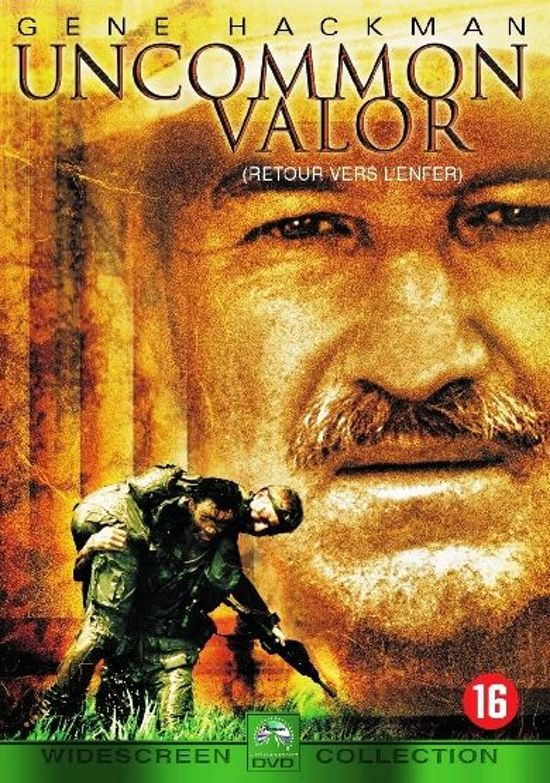 Cover van de film 'Uncommon Valor'