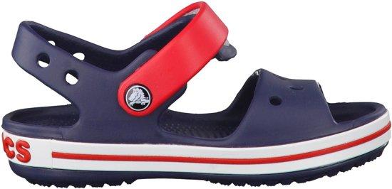 Crocband Sandales Randonnée Crocos - Taille 19/20 - Unisexe - Bleu / Rouge rKX9EiUKWa