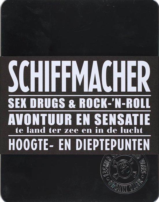 Boek cover Henk Schiffmacher + Blikken trommel van Almar Seinen (Paperback)