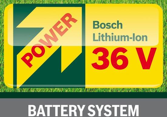 Bosch ALB 36 LI Accu Bladblazer - Met 36 V 2.6 Ah Li-Ion accu en 90 min lader