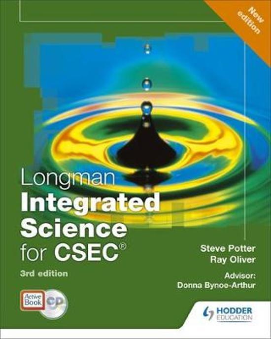 Longman Integrated Science for CSEC 3E