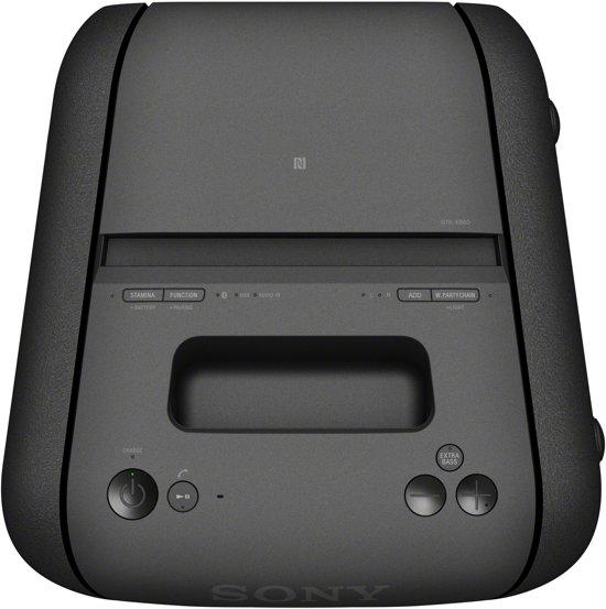 Sony GTK-XB60 Zwart