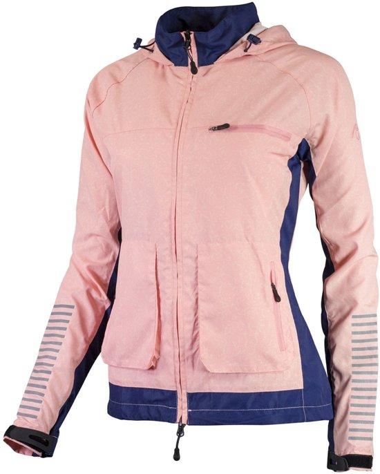 Rogelli Desire Running Jacket Dames  Hardloopjas - Maat XL  - Vrouwen - roze