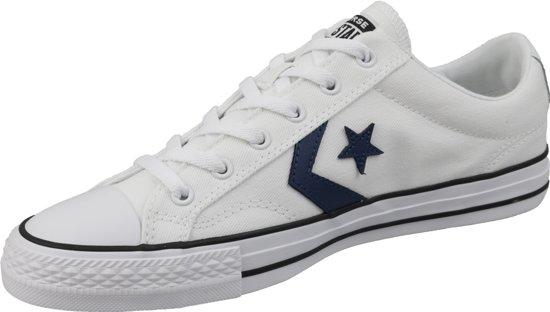 160558cMannenWitSneakers Star Converse Maat45 Eu Player wkX0N8nOP