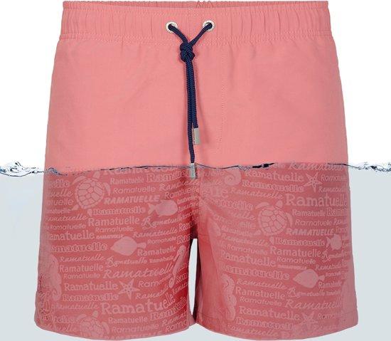 Zwembroek Heren Maat L.Bol Com Ramatuelle Zwembroek Heren Magic Coral Red Maat L