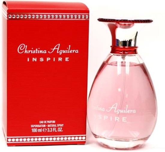 Foto van Christina Aguilera Inspire - 100 ml - Eau de parfum