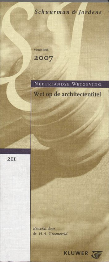 Wet op de Architectentitel
