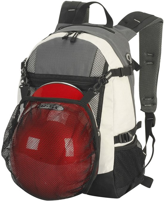 White Student Liter Backpack 20 Shugon Sports Grey off Dark Y8FpdwAq