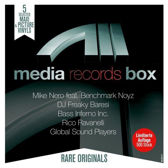 Media Records Box