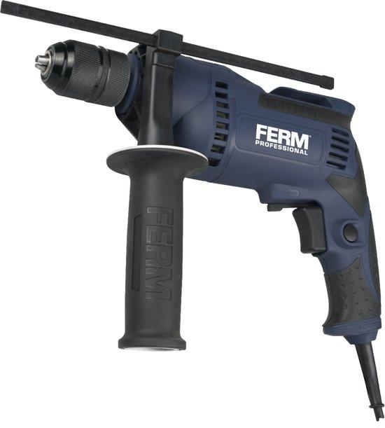FERM Klopboormachine 710W - 13mm - Snelspankop