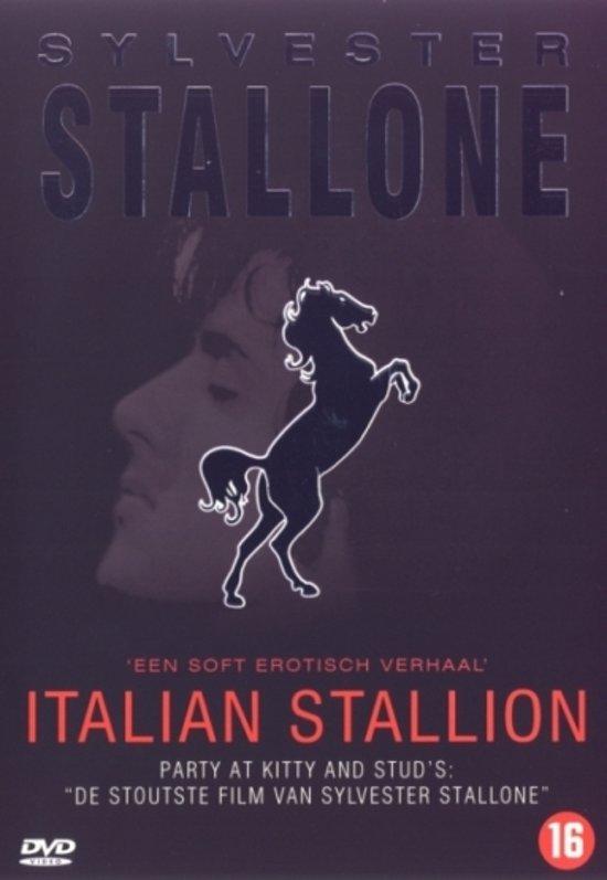 Cover van de film 'Italian Stallion'