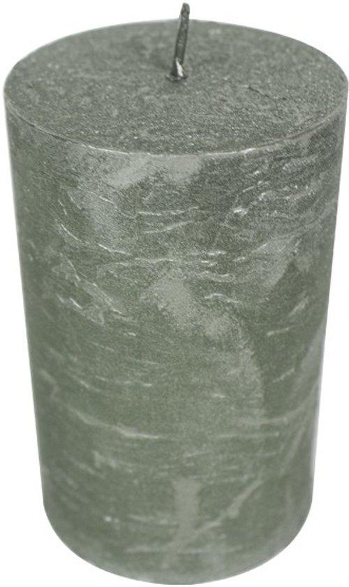 Metallic Groene Stompkaars (8 x 5 cm)