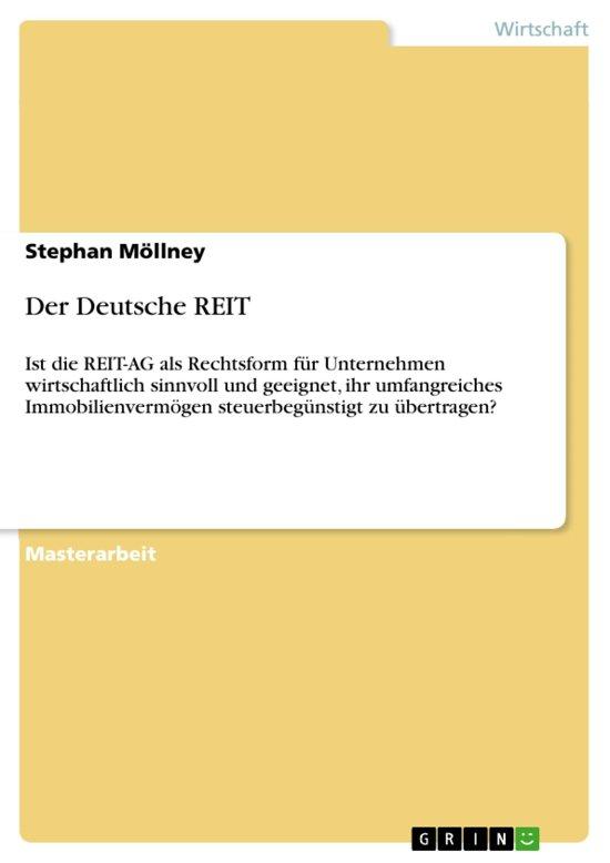 Der Deutsche REIT