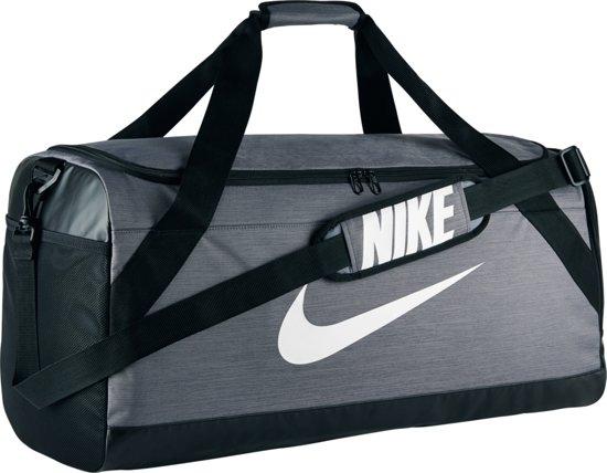1060274954 Nike Nike Brasilia (Large) Training Duffel Bag Sporttas Unisex - Grijs