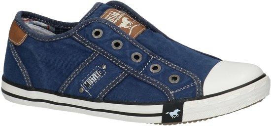 huge discount ce744 de0bc bol.com | Mustang - 1099401 - Slip-on sneakers - Dames ...