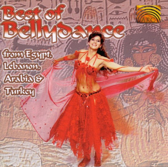 Best Of Bellydance From Egypt, Lebanon, Arabia & Turkey