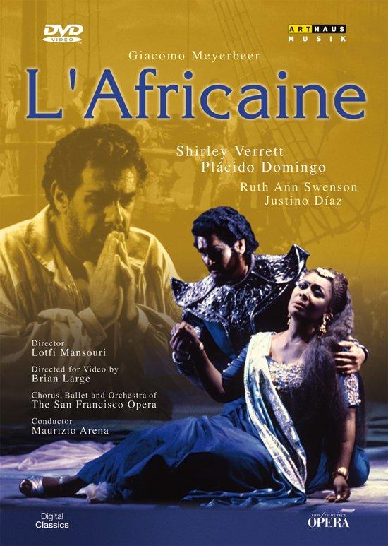 Africaine (2-DVD)