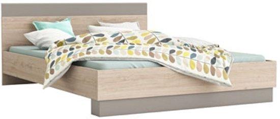 Bed 140x200 Compleet.Bol Com Twijfelaar Bed Compleet Met Matras En Lattenbodem 140 X 190