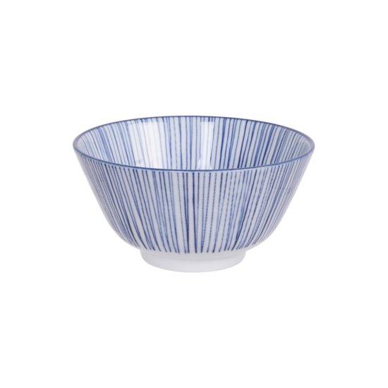 Tokyo Design Studio Nippon Blue Tayo Kom Set van 4 - Ã 32,5 cm